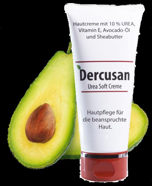 Produkt Dercusan Urea Soft Creme