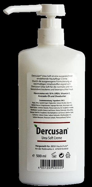 Urea Soft Creme 500 ml